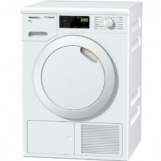 MIELE TDB220WP Active Eco Heat Pump Tumble Dryer | White